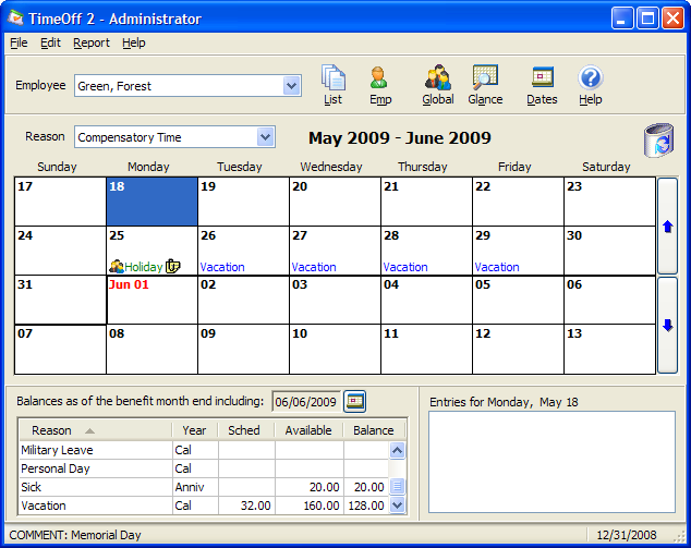 employee attendance software timeoff is the ideal employee absence